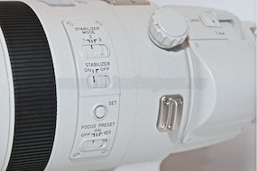 Объектив Canon 200-400 F4 L IS USM Extender 1.4×